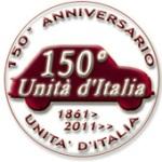 logo 500VINI Caorle: omaggio al 150° Anniversario dell'Unità d'Italia