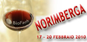 Biofach Messe in Nurmberg: organic wine world contest