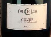 COL DI LUNA / Cuvée di Valmonte, Brut. Prosecco, Boschera e Verdiso