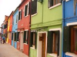 Burano: case colorate