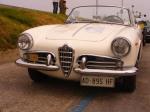 """Raduno auto storiche Caorle: Alfa Romeo """"Duetto"""""""