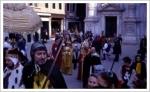 Carnevale 2010: sfilata gruppo in maschera