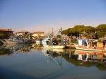 Caorle: porto peschereccio