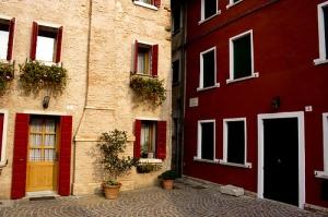 Caorle: centro storico