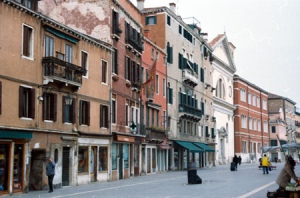 Venezia: per le vie della periferia