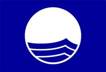 logo Bandiera Blu Caorle 2009