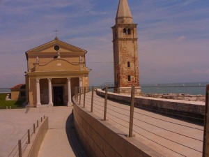 La Chiesa della Madonna dell'Angelo, a Caorle