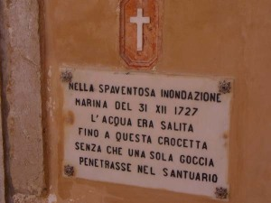 La Chiesa della Madonna dell'Angelo a Caorle: dettaglio