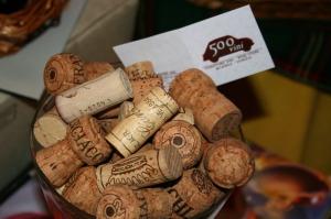 Enoteca a Caorle: 500VINI forniture vini qualità, vendita on line, vini biologici no solfiti