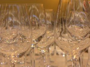 bichieri da degustazione vini