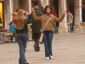 il mondo di Piazza San Marco, Venezia