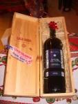 A Natale o San Silvestro Raboso Casa Roma 2003 Magnum, in famiglia o con gli amici