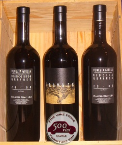 2000 Ribolla Gravner