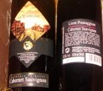 2005 Cabernet Sauvignon da uve biologiche certificate ICEA