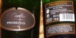 Prosecco Extra-Dry, vino biologico certificato, premiato al Biofach