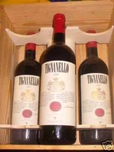 Tignanello 2005 Antinori