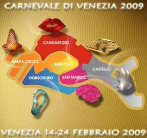 logo carnevale venezia 2009