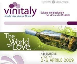 logo Vinitaly 2009
