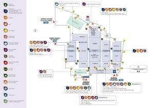 Mappa Vinitaly 2009