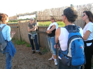 Visiting Valle Vecchia, a natural park in Caorle