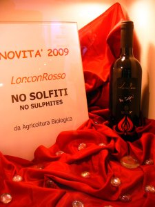 Vinitaly 2009:novità vino biologico no solfiti