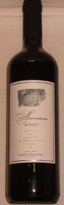 Ammiana, vino prodotto da uva biologica proveniente dall'Isola di Santa Cristina in Laguna di Venezia