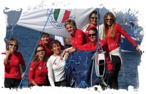 Stelle Olimpiche: l'equipaggio
