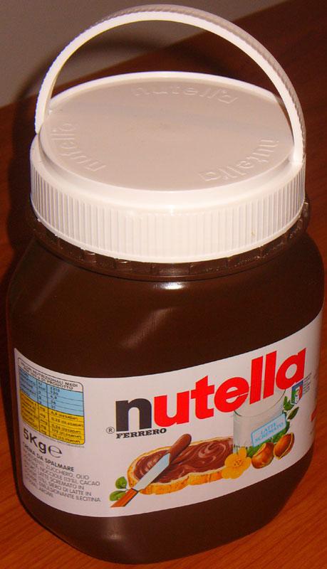 nutella-5kg | 500VINI Caorle