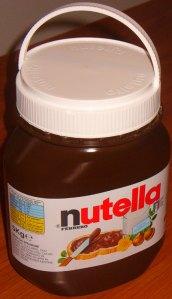 Nutella da 5 Kg, crema cioccolato spalmabile, idea regalo