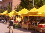 Mercato Km 0 in centro storico a Caorle