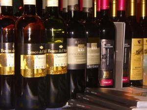 cantine in degustazione: Bosco del Merlo, Ai Galli, De' Lorenzi e Frassinella
