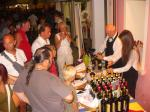 Sommelier AIS alle prese con una degustazione vini Lison Pramaggiore in centro storico a Caorle