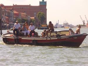 Regata a Venezia: il pubblico
