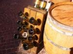 rapporto tra le altezze della pupitres 24 bottiglie e barrique