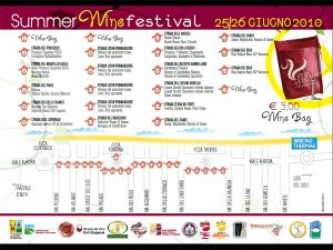Summer Wine Festival di Bibione Venezia