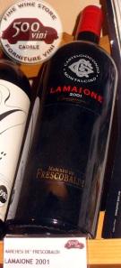2001 Lamaione Frescobaldi