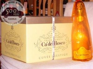 Ca del Bosco Cuvee Prestige, Franciacorta DOCG