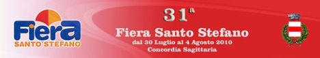 Fiera Santo Stefano a Concordia Sagittaria, Venezia