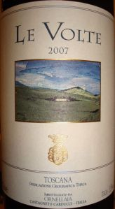 Ornellaia LE VOLTE 2007