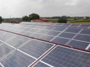 Le Carline: impianto fotovoltaico