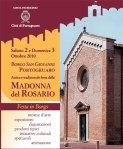 Fiera del Rosario in Borgo San Giovanni a Portogruaro, Venezia