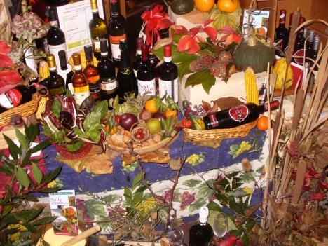 500VINI Winestore in Caorle: vetrina autunno/inverno 2010/2011