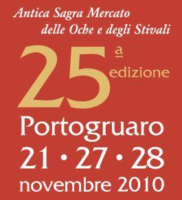 Fiera Sant'Andrea: Antica Sagra Mercato delle Oche e degli Stivali, a Portogruaro, Venezia