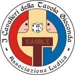 logo dell'associazione ludica Cavalieri della Tavola Gioconda, a Caorle