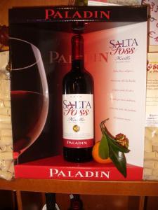 Salta Foss Paladin: il vino novello 2010