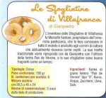 Pan de Verona: Le Sfogliatine, specialità gastronomiche tipiche