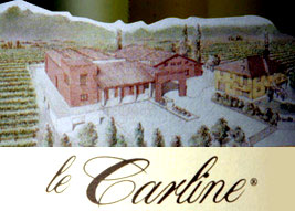 Azienda Agricola Le Carline, agricoltura biologica e vini no solfiti