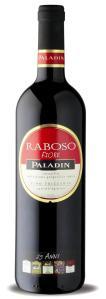 Paladin: Raboso Fiore, vino rosso rubino leggero e brioso