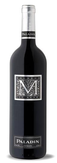 Cantine Paladin: Malbech Gli Aceri, vino riserva di Venezia