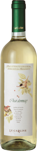 Chardonnay IGT Veneto Orientale, Venezia, vino biologico
